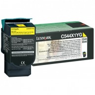 Toner Lexmark C544dn Yellow [4000 str.]