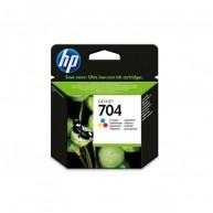 Tusz HP 704 Color [200 str.]