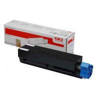 Toner OKI B431 Black [12000 str.]