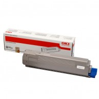 Toner OKI C801 Black [7300 str.]