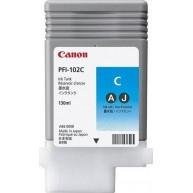 Tusz Canon iPF500/605 *PFI102C* Cyan 130ml