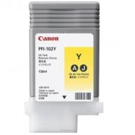Tusz Canon iPF500/605 *PFI102Y* Yellow 130ml