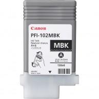Tusz Canon iPF500/605 *PFI102MB* Matte Black 130ml