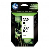 Tusz HP 339 DJ 5740/6940 Black [2x860 str.] 2pack