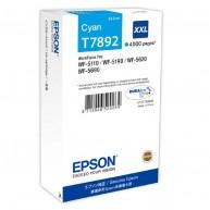 Tusz Epson T7892 WF-5620DWF Cyan [4000 str.]