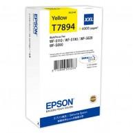 Tusz Epson T789 XXL Yellow 4000s 34ml