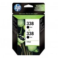 Tusz HP 338 DJ 5940/D5160 Black [2x532 str.] 2pack