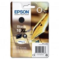 Tusz Epson T163140 16XL Black 12.9ml