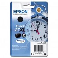 Tusz Epson 27XL Black 17,7ml