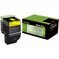 Toner Lexmark CX-410 Yellow [3000 str.] korpo.