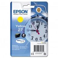 Tusz Epson WF-3620 27 Yellow [300 str.]