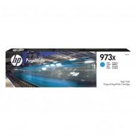 Tusz HP 973X PageWide Pro 452DW Cyan [7000 str.]