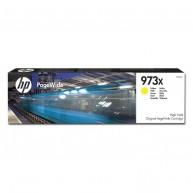 Tusz HP 973X PageWide Pro 452DW Yellow [7000 str.]