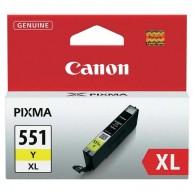 Tusz Canon IP7250 CLI-551 XL Yellow [11 ml.]