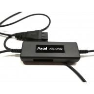 Kabel do słuchawek Axtel uniwersalny SM22 QD/RJ