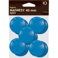 Magnes 40mm GRAND niebieski 12 szt