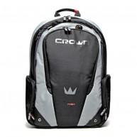 "Plecak na notebook 15,6"" Crown czarno-szary"