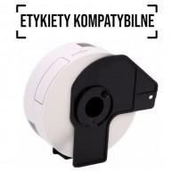 Etykiety zamienne do P-Touch DK-11219 12x12mm