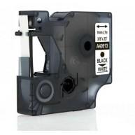 Taśma zamienna do Dymo D1 40913 cz/b 9mm/7m