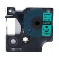 Taśma zamienna do Dymo D1 45019 cz/z 12mm/7m