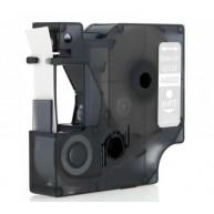 Taśma zamienna do Dymo D1 45020 b/prz 12mm/7m