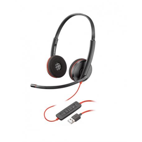 Słuchawki Plantronics Blackwire 3220 USB-A