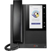 Telefon biznesowy Poly CCX 500 ze słuchawką